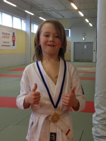 Vilho judo