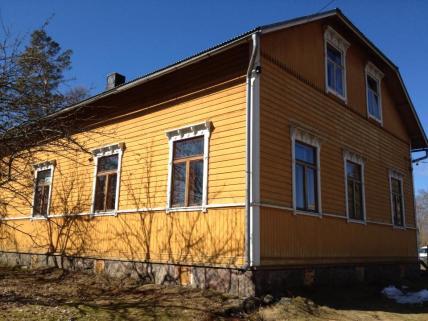 huset fasad