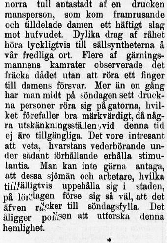 Åland 10 maj 1893