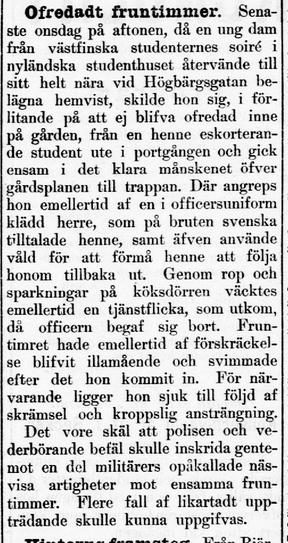 Helsingfors Aftonblad 24 nov 1893