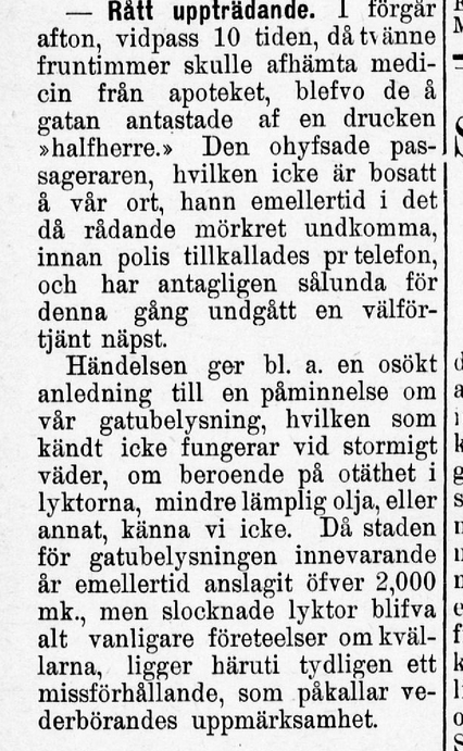 Västra Nyland 1 feb 1894